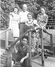 Murray Merritt and Family 1945